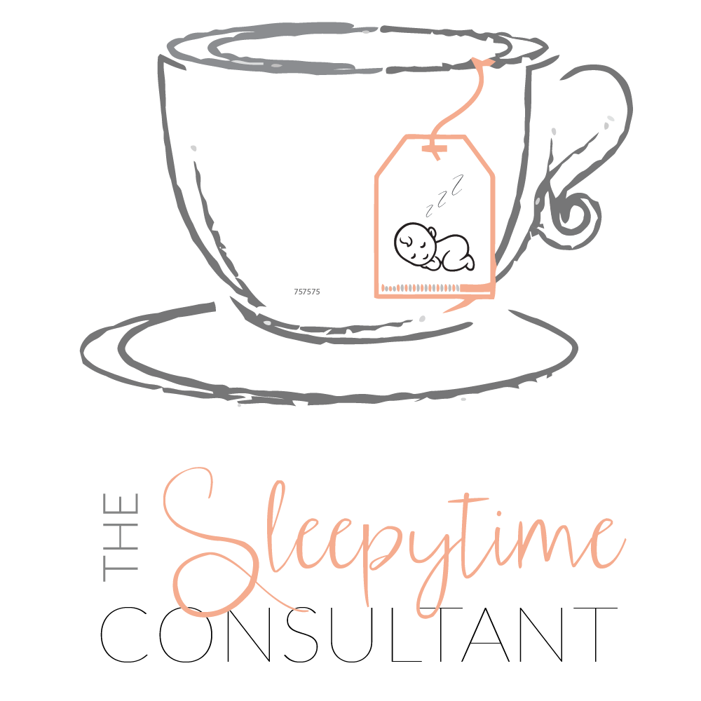 logo - the sleepytime consultant